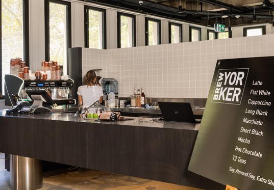 Cafe, Sydney Startup Hub