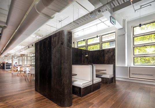 Collaborative workspaces, Sydney Startup Hub