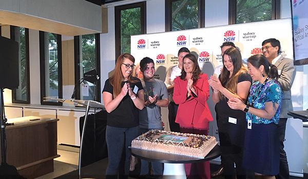 Sydney Startup Hub First Birthday